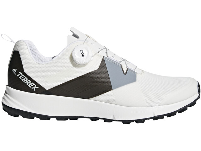 timeless design 71322 4afd5 adidas TERREX Two Boa - Chaussures running Homme - blanc noir sur CAMPZ !